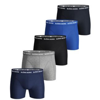 Bjørn Borg 5-pack Tights Shorts