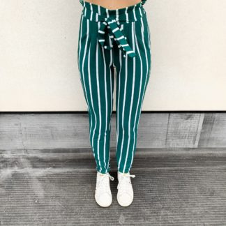 Mille Striped Pants