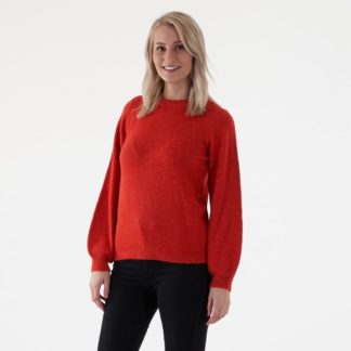 Objeve nonsia ls knit pullover