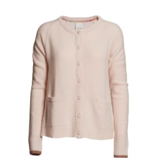 SUPERSOFT cardigan, lys pink
