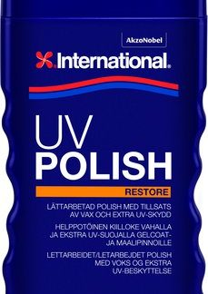 Uv polish 0,5l international
