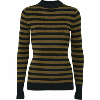Blaire knit top - Brown