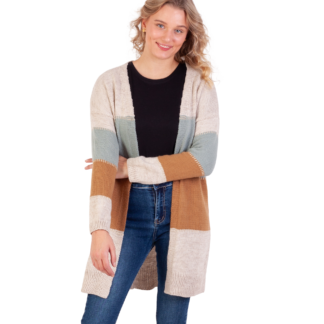 ChaCha cardigan med glimmer S/M