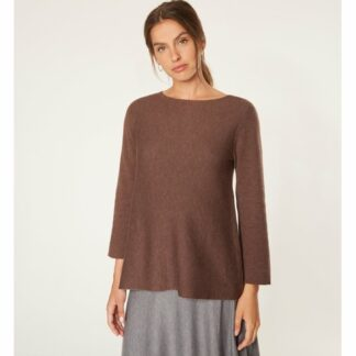 Jessica pullover - Brown
