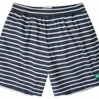 Wood Wood badeshorts ROY Navy Stripes