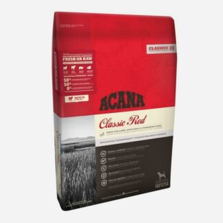 KORT DATO: BB 25/12/2020 Acana Classic Red OBS 13 poser af 340g