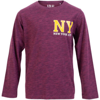 LOADED Boys NY.York langærmet drenge t-shirt 134/140