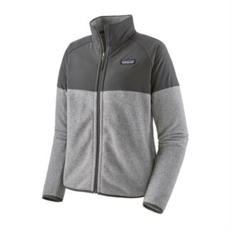 Patagonia Womens LW Better Sweater Shelled Jacket, Feather Grey