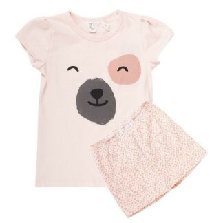 Pure Sleep Pyjamas (Pink)