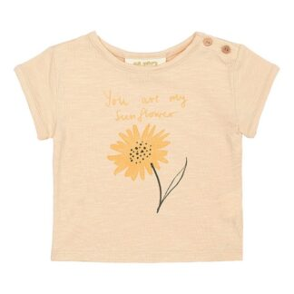 Soft Gallery Winter Wheat Baby T-shirt