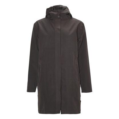 byLindgren - Regnjakke, Runa Rain Jacket - Elephant Grey