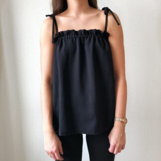 Lilly Top - Black