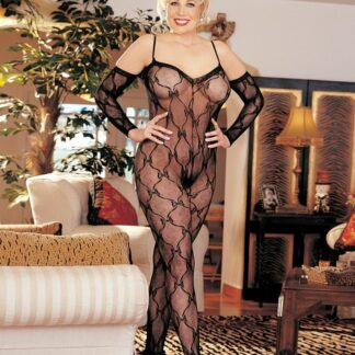 Shirley Stretch Lace Body Queen Size