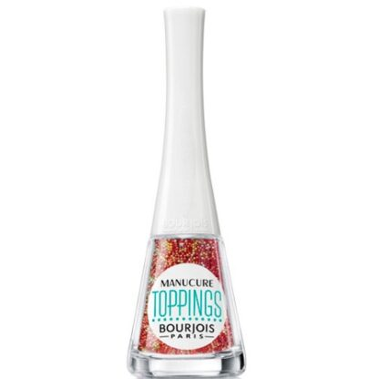 Bourjois Implements Manicure Toppings Coral Bikini